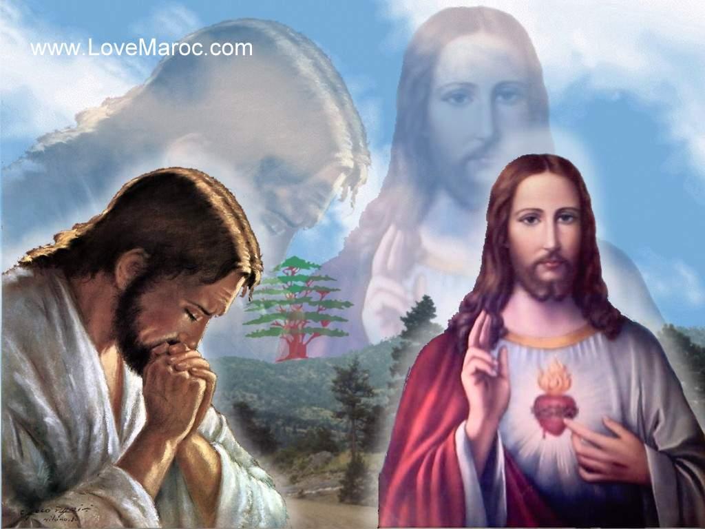 المسيح يحمل ألقاب اللّه
