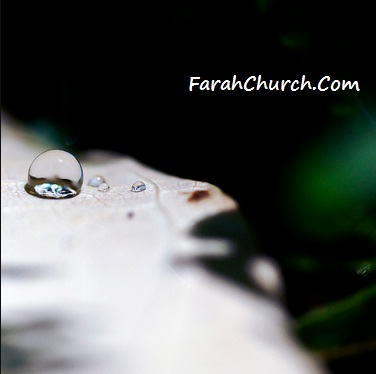 العطش الروحي