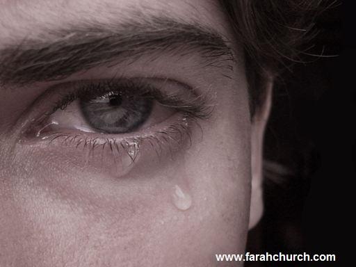 ما  يحزن الرب
